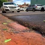 Desperdício de água no Brasil